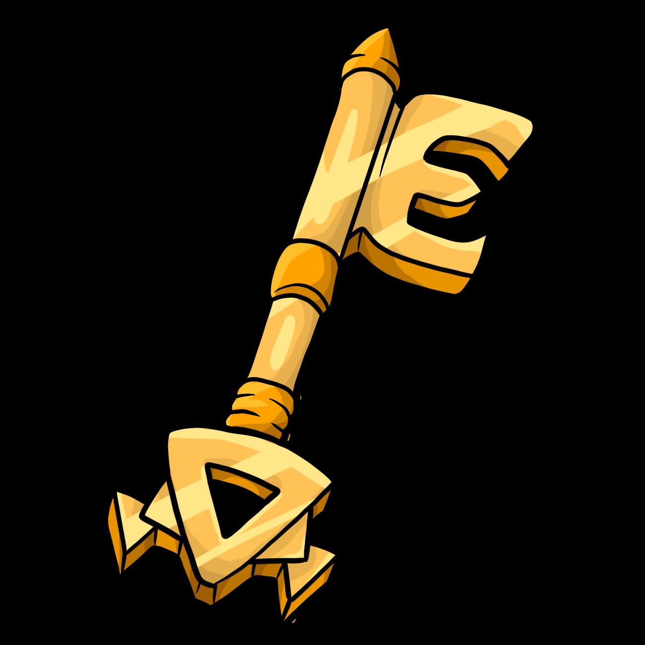 x1 Legendary Key