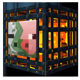 Pig Zombie Spawner
