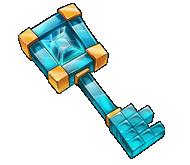 Legendary Crate Key