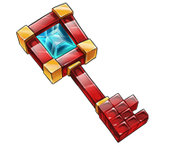 1x Guard Crate key