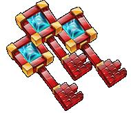 3x Guard Crate key