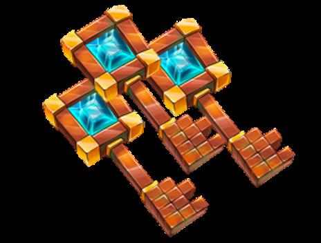 3x Prisoner crate key